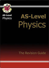 AS-Level Physics: Revision Guide, CGP Books Paperback Book