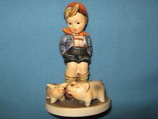 hummelfigur 66 Schweinehirt - Farm Boy - Older Figurine - 1. Quality