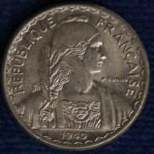 INDOCINA FRANCESE/FRENCH INDOCHINA 10 CENTS 1940 NICHEL/NICKEL #8283