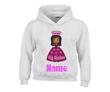 Sweats et vestes à capuches à motif Personnalisé pour fille de 2 à 16 ans