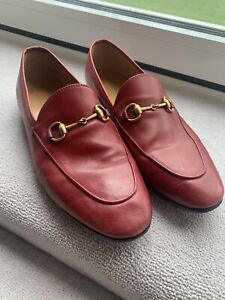 gucci loafers size 6 UK 39 EU