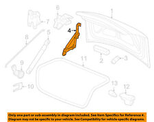 Chevrolet GM OEM 06-13 Impala Trunk Lid-Hinge Left 25964302