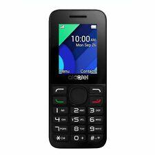ALCATEL 1054D Dual-SIM 0,3M Kamera Bluetooth Radio Farb Display Schwarz Grau