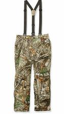 Under Armour Men's Timber Pants, Storm, Realtree Camo, XL 164B - 0686