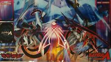 Cardfight Vanguard PLAYMAT Blazing Perdition BT17 BLASTER JOKER SNEAK PREVIEW