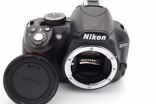 NIKON D3100 14.2MP 3''Screen Digital Camera WITH BATTERY - SHUTTER COUNT: 5456