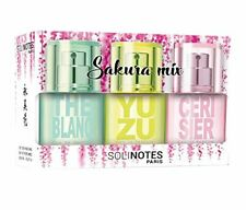 Solinotes Paris Sakura Mix Gift Set (3 x 15 ml)  by Solinotes Paris