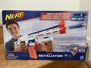 Nerf N-Strike Elite Retaliator Blaster - NEW!!