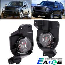 2011 2012 2013 2014 2015 Ford Explorer Fog Lights [Glass lens] Lamps w/ Bulbs