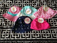 Girls CIRCO Sun Hats, Swim Caps, Reversible Bucket Hats Different Styles