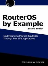 RouterOS by Example, 2nd Edition B&W, , Stephen R.W. Discher, Very Good, 2016-11