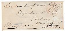 More details for sir william congreve - developed congreve rockets ++  - 1823 signed free front