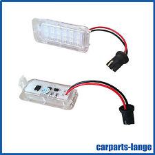 3LED SMD SET FORD JAGUAR Kennzeichenbeleuchtung Kennzeichen Leuchte