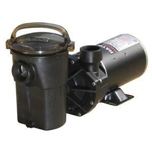 Hayward Power-Flo LX 1.0 HP Pool Pump w/ 3' Power Cord - SP1580