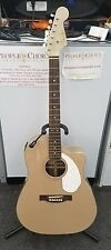 Fender Sonoran SCE Cutaway California Series Acoustic Electric
