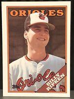 1988 Topps Billy Ripken baseball Rookie card Baltimore Orioles Mint #352 MLB RC