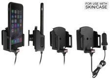 Brodit Halter - Apple iPhone X / 8 mit Hülle - Aktiv mit USB-Kabel - 521666