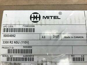 NEW Mitel 3300 R2 NSU 50004992 110v FAST SHIP