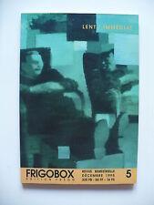 Revue BD 1995 (comme neuf) - Frigobox 5 - Fréon