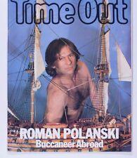 ROMAN POLANSKI Sharon Tate FRANKIE GOES TO HOLLYWOOD Time Out London UK magazine