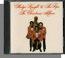 Gladys Knight & The Pips - The Christmas Album (1975) - New 1997 BMG CD!