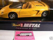 1/18 Revell 8834 Pininfarina Mythos gelb