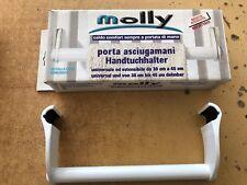 Porta asciugamani per radiatore acciaio-alluminio-ghisa e termoarredo/scaldasalv