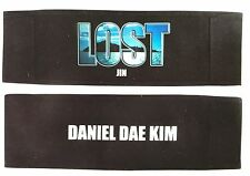 ABC LOST TV Show Cast Chair Back For Daniel Dae Kim-Jin Dharma Rare LOST Auction