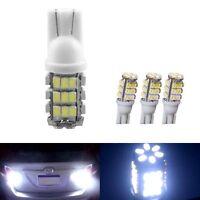10pcs Warm White T10 921 194 RV Trailer 42 SMD 12V Backup Reverse LED Light Bulb