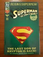 DC COMICS | SUPERMAN IN ACTION COMICS | LATE 80'S EARLY 90'S | VARIOUS ISSUES