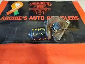 Windshield Wiper Motor Fits 90-94 LOYALE