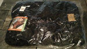 NWT Precision Pet 2000 Cozy Comforter 23 in. x 16 in. Black