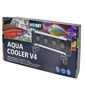 HOBBY Aqua Cooler V4 - 4-Fach Lüfter für Aquarien bis circa 300Liter