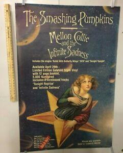 HUGE SUBWAY POSTER The Smashing Pumpkins Mellon Collie And The Infinite Sadness