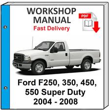 1997 Ford F-250 F-350 Super Duty Electrical /& Vacuum Troubleshooting Manual OEM