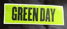 Green Day American Idiot Promotional Promo Sticker 23cm x 7.5cm