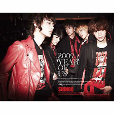 SHINEE - [2009 YEAR OF US] 3rd Mini Album K-POP Seal SM