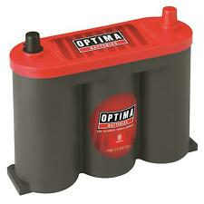 Optima Batteries 9010-044 6-Volt Red Top Battery, 800 Cca