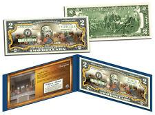 THE LAST SUPPER Leonardo Da Vinci 1495 *Masterpieces* Legal Tender $2 U.S Bill