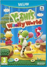 Yoshi Woolly World (Super Mario) Nintendo WII U IT IMPORT NINTENDO
