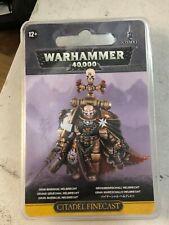 Warhammer 40k Black Templars High Marshal Helbrecht Lord BRAND NEW SEALED