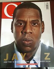 Q MAGAZINE OCTOBER 2010 -JAY-Z  - SUBSCRIBERS COVER