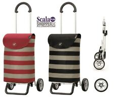 Andersen Scala Shopper Plus Avec Sac Ida en rouge ou noir