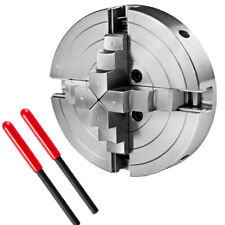 6inch 150mm 4 Jaw Lathe Chuck Self Centering For Cnc Milling Drilling Machine