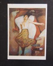 Vintage Postcard - Edvard Munch, Dagen derpa