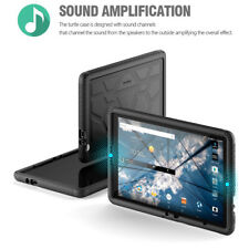 Poetic TurtleSkin For AT&T Primetime Bottom Air Vents Protective Case Cover BLK
