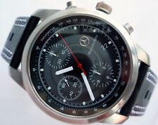 Mercedes Benz Car Accessory Sport Design Aviator Automatic Chronograph Watch
