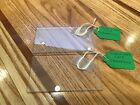 Lot Of 2 Oem Electrolux Frigidaire Microwave Oven Glass Lens Only 5304464103 photo
