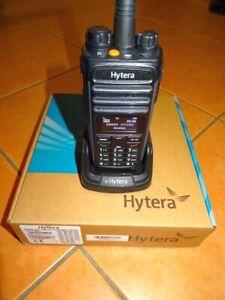 Hytera PD 485 VHF, DMR / FM