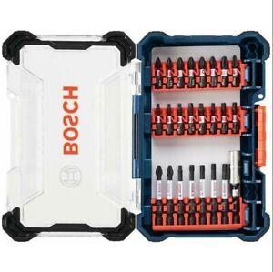 Bosch Custom Case 24-Piece 1/4-in Impact Driver Bit Set